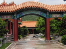 Buddhist Temple in Zhuhai