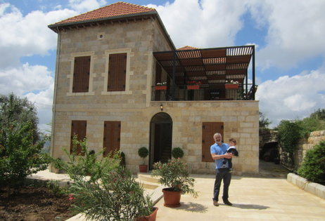 "Home to Lebanon: Anthony Shadid's ""House of Stone"""