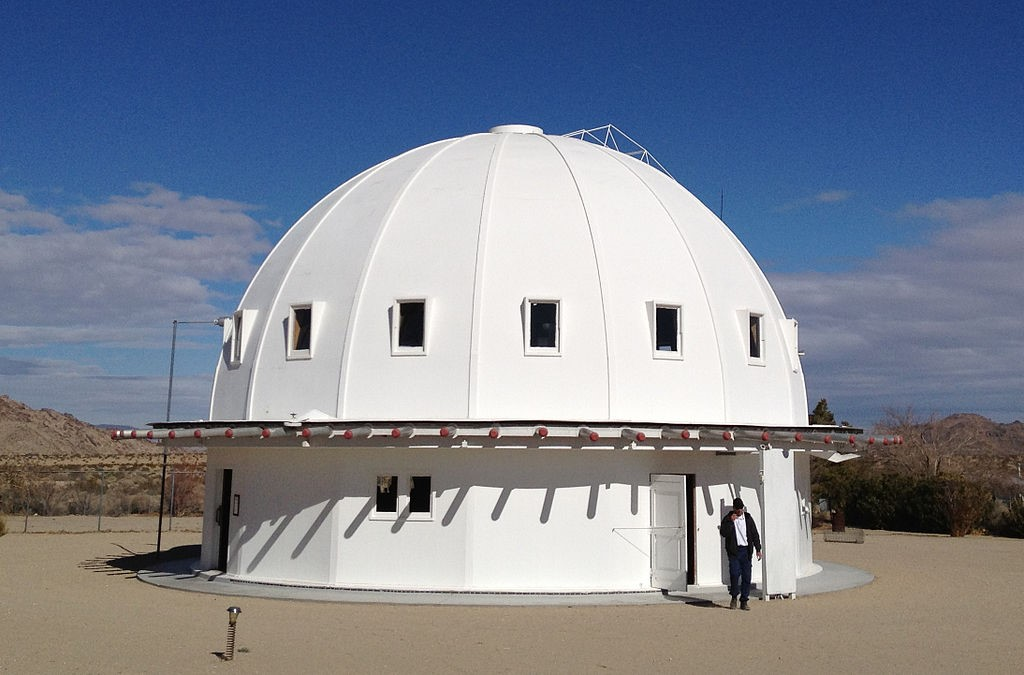 After the Integratron